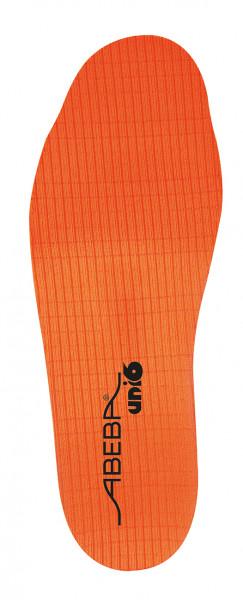 ABEBA UNI6 350123-S auswechselbare Soft Comfort Ersatz Einlegesohle Gr. 35 - 48