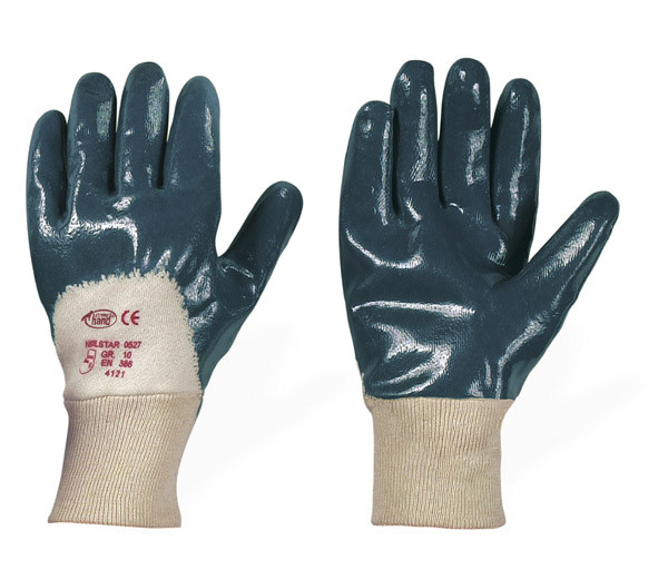 Stronghand® Nitril-Handschuhe NAVYSTAR Gr. 8 - 11