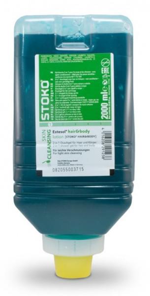 Stoko - Estesol® hair&body 2000ml (ehemals Stoko® Hair & Body)