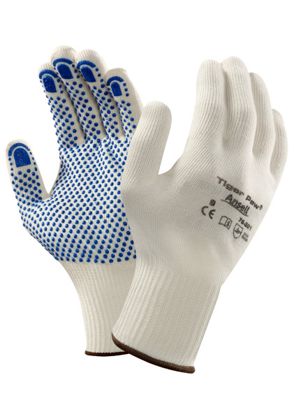 Ansell - Handschuh Tiger Paw 76-301
