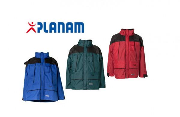 Planam Twister 3in1 Winter-Jacke Größe XS - XXXL in 3 Farben