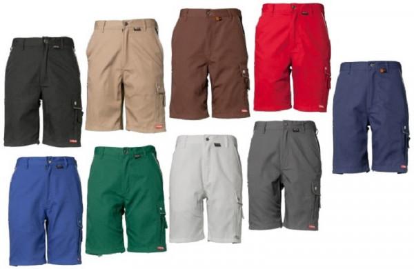 Planam Canvas 320 Shorts Größe S - XXXL, 9 Farben