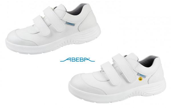 ABEBA X-Light 711047 7131047 ESD Sicherheitsschuh Stahlkappe Küchenschuh Arbeitsschuh weiß