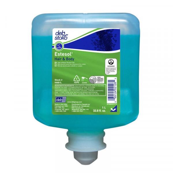 Deb - Stoko - Estesol Hair & Body 2 Liter (ehemals Deb Hair & Body Wash)