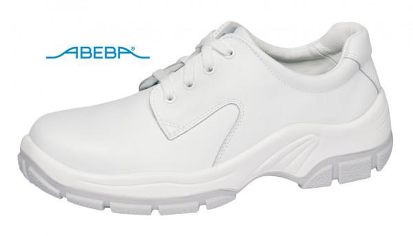 ABEBA Protektor 1610 Sicherheitsschuh S3 Berufsschuh Stahlkappe Arbeitsschuh weiß