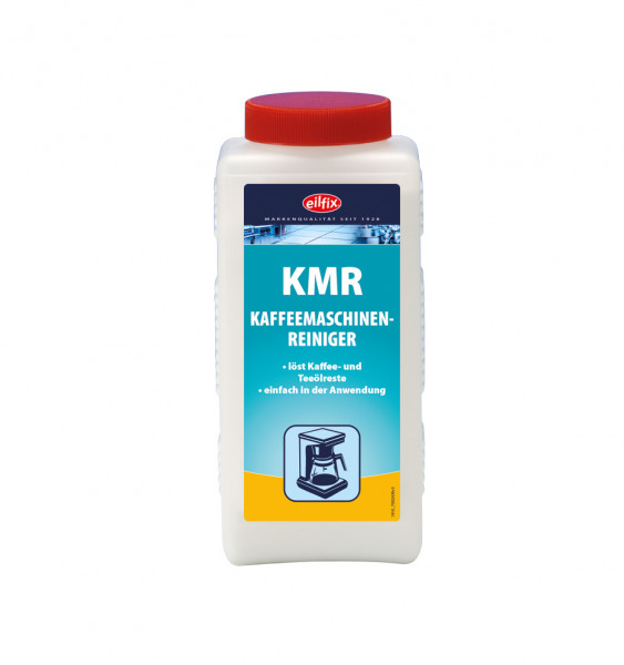 Eilfix - KMR Kaffeemaschinenreiniger Pulver 1Kg Dose