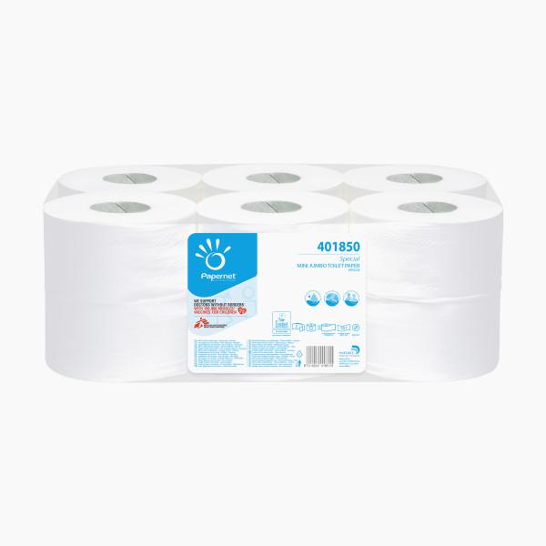 Papernet® - Toilettenpapier Gigant 2-lg hochweiß 200m