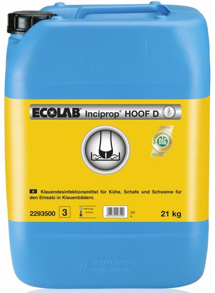Ecolab - Inciprop® HOOF D 21 Kg