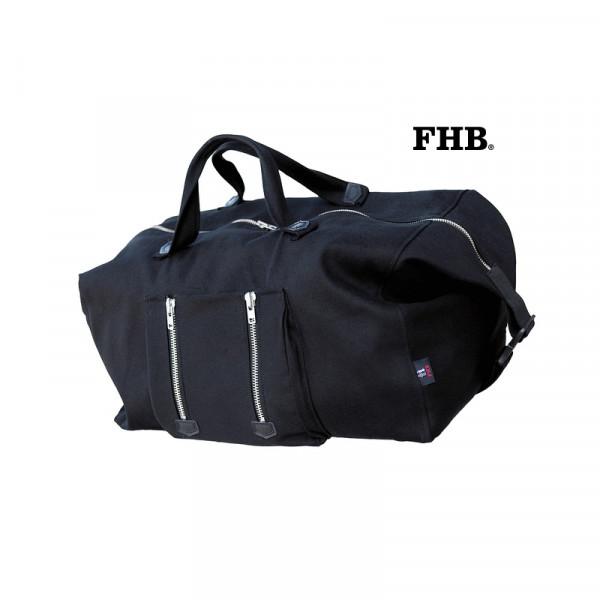FHB Hermann Reisetasche Sporttasche Handwerker Arbeitstasche 700700, schwarz