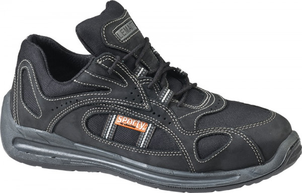 LEMAITRE Arbeitsschuh Sporty® BLACKCARRERA ESD S1 Gr. 38 - 48