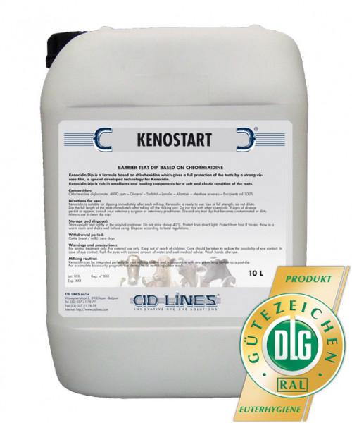 Cid Lines - Kenostart® Zitzendesinfektionsmittel 20 Liter