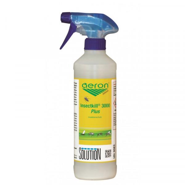 SOLUTION Glöckner - Aeron Insektenschutz Insectkill 3000 (plus) - 500ml