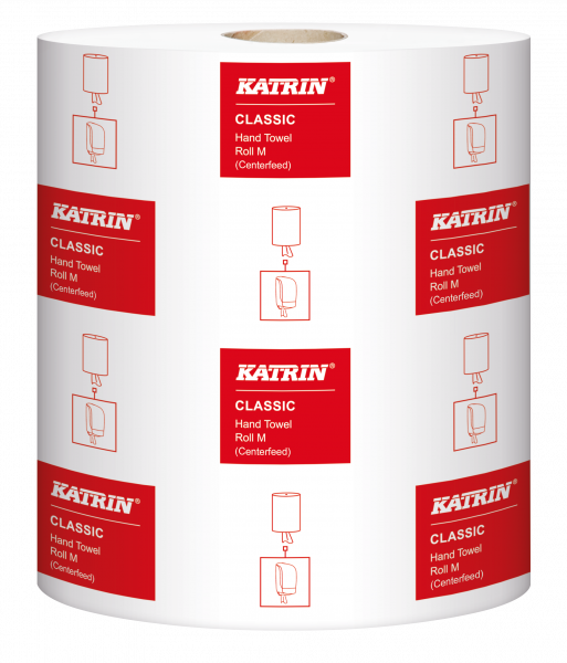 Katrin Classic Handtuchrolle 2-lg 38x20,5 cm - 481911