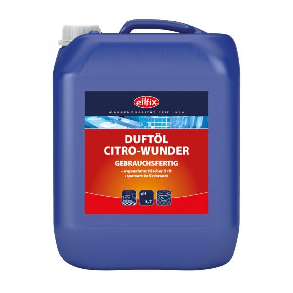 Eilfix - Duftöl Citro-Wunder 10 Liter