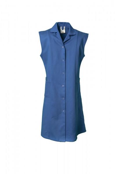 Planam Damen Berufsmantel Baumwolle ärmellos Größe 34 - 54, in 2 Farben
