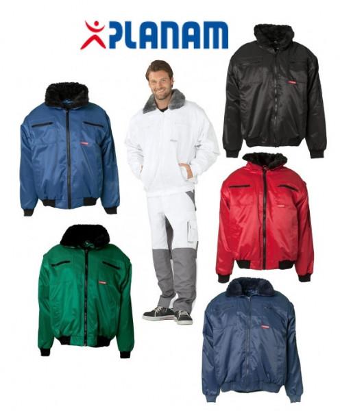 Planam Gletscher Comfort Jacke 3-in-1 Größe S - 5XL in 6 Farben