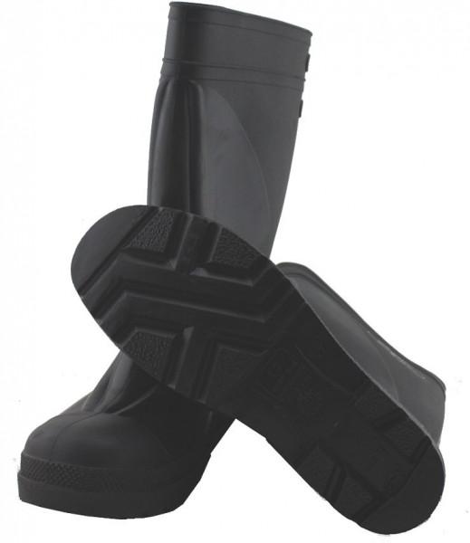 S5 Laars Stepsafe Zwart Sicherheitsstiefel Gummistiefel mit Stahlkappe 00150017 - Größe 41 - 42 schwarz