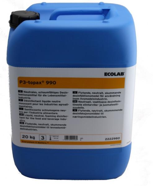 Ecolab - P3 - Topax® 990 | 20 Kg