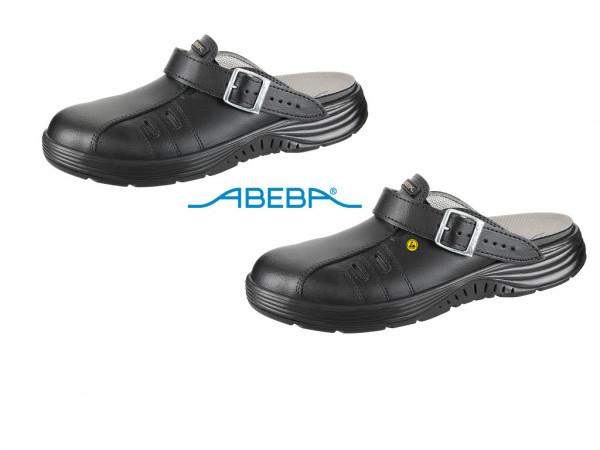 ABEBA X-Light 711142|71331142 ESD Berufsschuh Clog Pantolette Arbeitsclog Arbeitsschuh