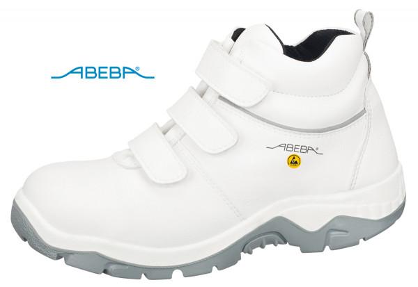 ABEBA Anatom 2280 32280 Sicherheitsschuh S3 ESD Knöchelschuh Stiefel Arbeitsstiefel weiß