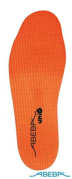 ABEBA UNI6 350113-S auswechselbare Soft Comfort Ersatz Einlegesohle Gr. 35 - 48