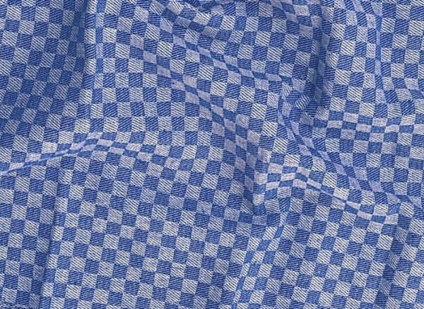 Meiko Gruben Handtuch Touchon Grubenhandtuch 100% Baumwolle 45 x 90 cm blau - 554499