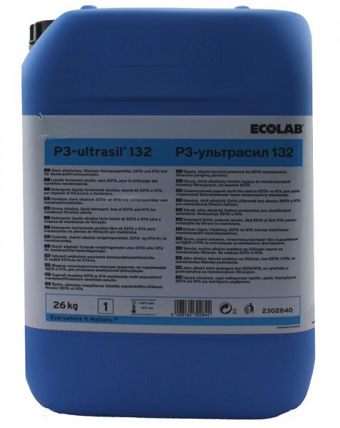 Ecolab - P3 Ultrasil 132   26 Kg