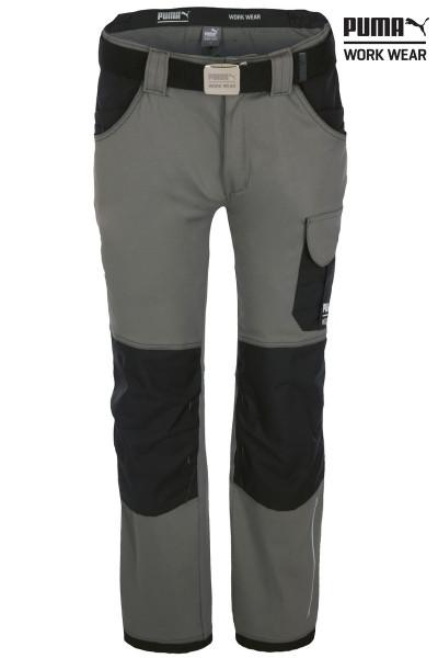 Puma Workwear Male Herren Handwerk Bundhose Arbeitshose 30-2000 Größe 24 - 114, schlamm-schwarz