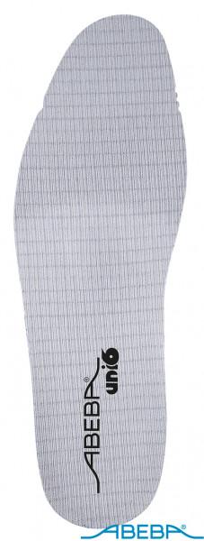 ABEBA UNI6 350112-M auswechselbare Soft Comfort Ersatz Einlegesohle