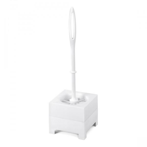 Nölle - WC-Garnitur zur Wandmontage Toilettenbürste - 385100