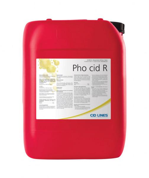 Cid Lines - Pho Cid R Melkanlagenreiniger 22 Kg Kanister