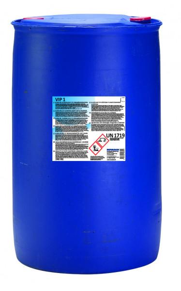 Novadan - VIP I alkalisch 240 Kg Fass CIP Reinigungsmittel mit Chlor
