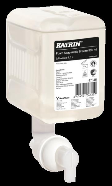Katrin Handwaschschaum Acrtic Breeze 12x500 ml - 47345