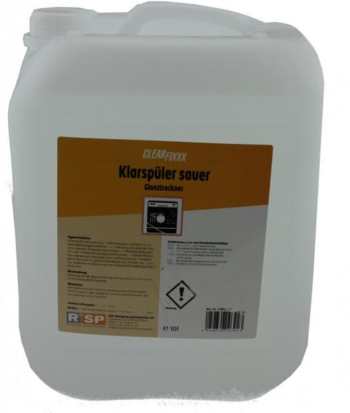 Axid - Klarspüler sauer 10 Liter