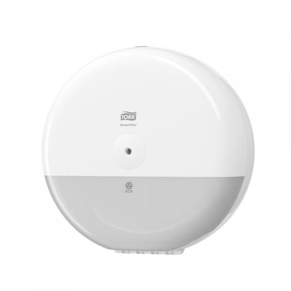 Tork (T8) SmartOne® Toilettenpapierspender WC-Papier-Spender weiß - 680000