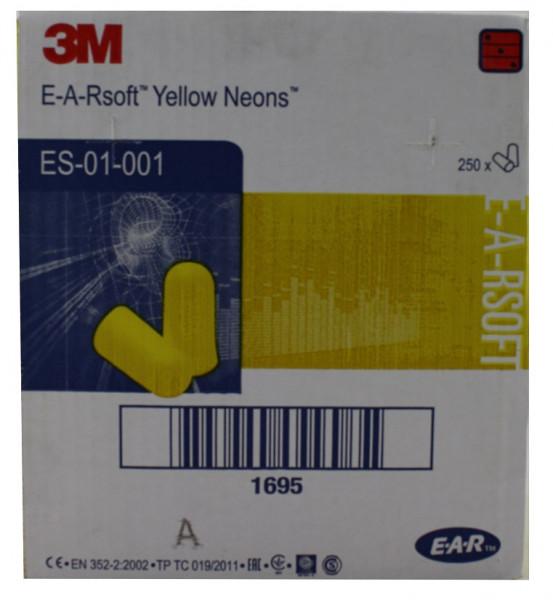 3M - E-A-R Soft Gehörschutzstöpsel ES01001