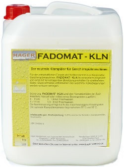 Fadomat neutraler Klarspüler 10 Liter