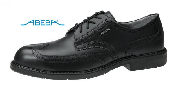 ABEBA Business Men 33230 ESD S2 Sicherheitsschuh Arbeitsschuh schwarz