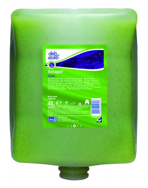 Solopol® Lime 4 Liter (ehemals Deb® Lime Wash)