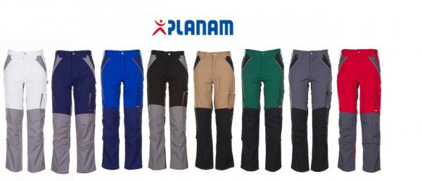 Planam Plaline Bundhose Arbeitshose Größe 24 - 110, in 8 Farben