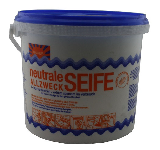 Neutrale Umweltseife/Allzweckseife Pastenseife 5 Kg