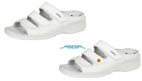 ABEBA Reflexor Berufsschuh Arbeitsschuh weiß 6902   36902 ESD
