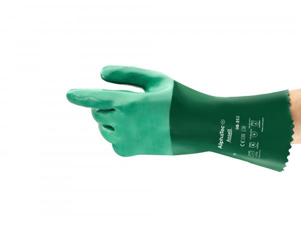 Ansell Handschuh AlphaTec 08-352 (Scorpio®)