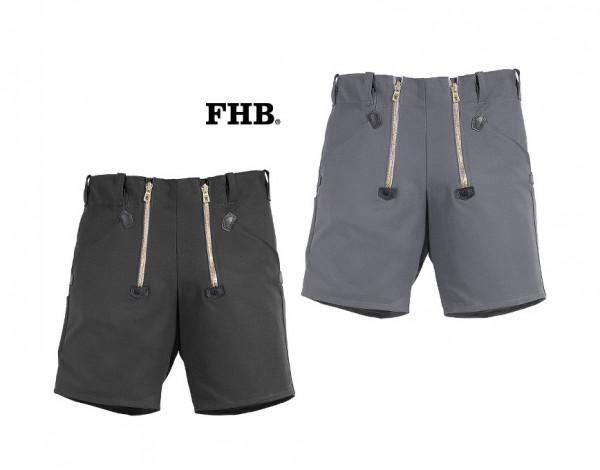 FHB Wim Zunftshort Arbeitsshort kurze Hose Rips-Moleskin 10033 Größe 40 - 62, in 2 Farben