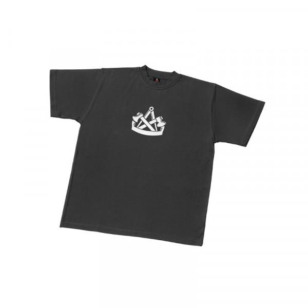 FHB Klaas T-Shirt Zimmermann Zunftemblem 90410 Größe S - 3XL, in 2 Farben