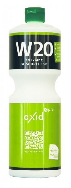 Axid Pro - W20 Polymer-Wischpflege 1 Liter Flasche