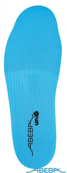 ABEBA UNI6 350116-W auswechselbare Soft Comfort Ersatz Einlegesohle