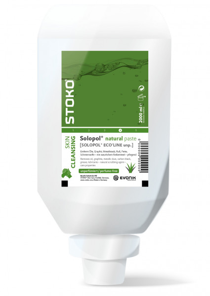 Solopol® natural 2000ml - unparfümiert (SOLOPOL ECO LINE)