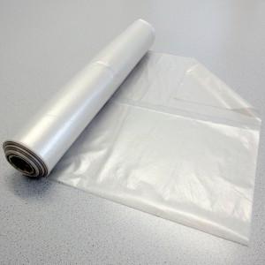 Müllbeutel - 120 Liter transparent Typ 60