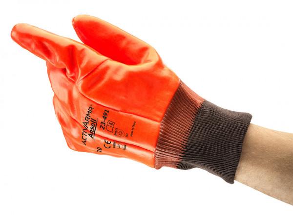 Ansell - Handschuh ActivArmr 23-491 (Winter Hi-Viz®)